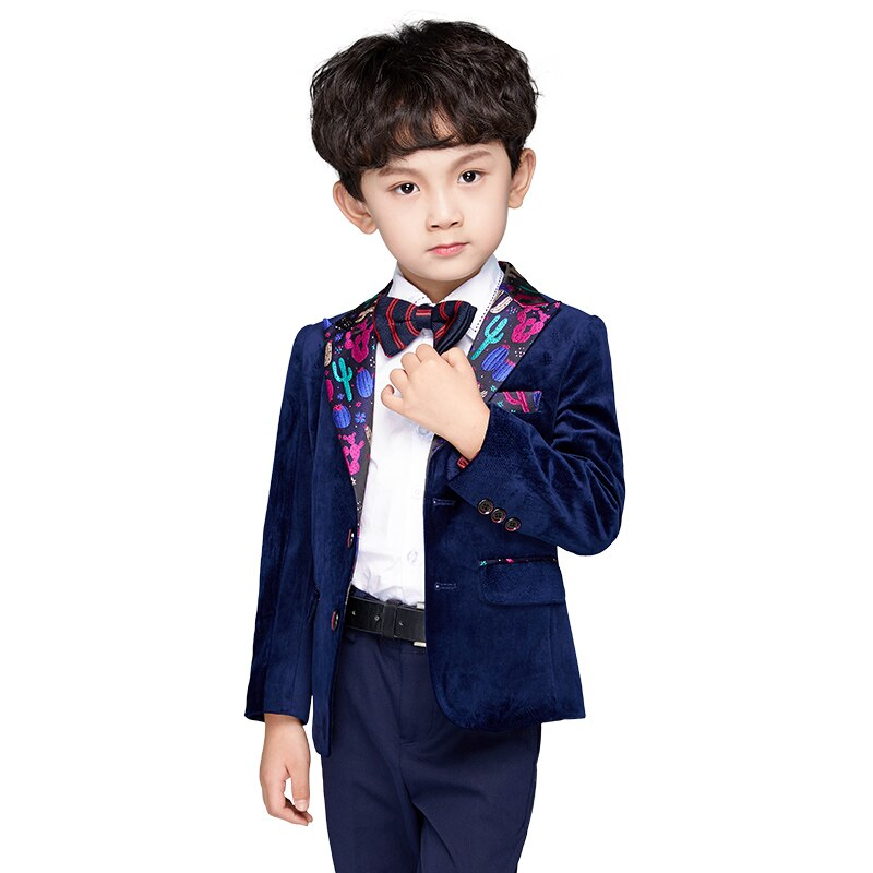 Children's Suit Men's Suit Autumn Boy's Dress New Style of 2018 Boy Suits Formal