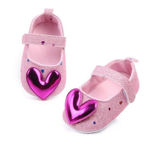 Baby Girl Shoes 2019 Baby Soft Sole Crib Walker Shoes High Quality First Walker