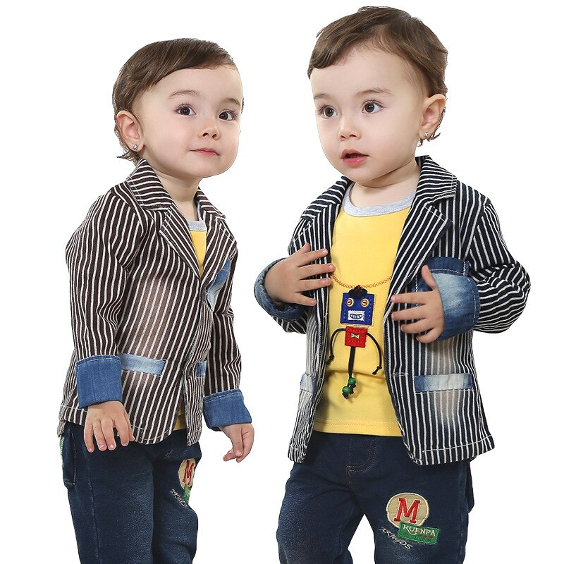 Anlencool Baby Clothes Boy Sets Free Shipping 2019 Brand Children's Clothing Boys Suits Spring Newborn baby clothing