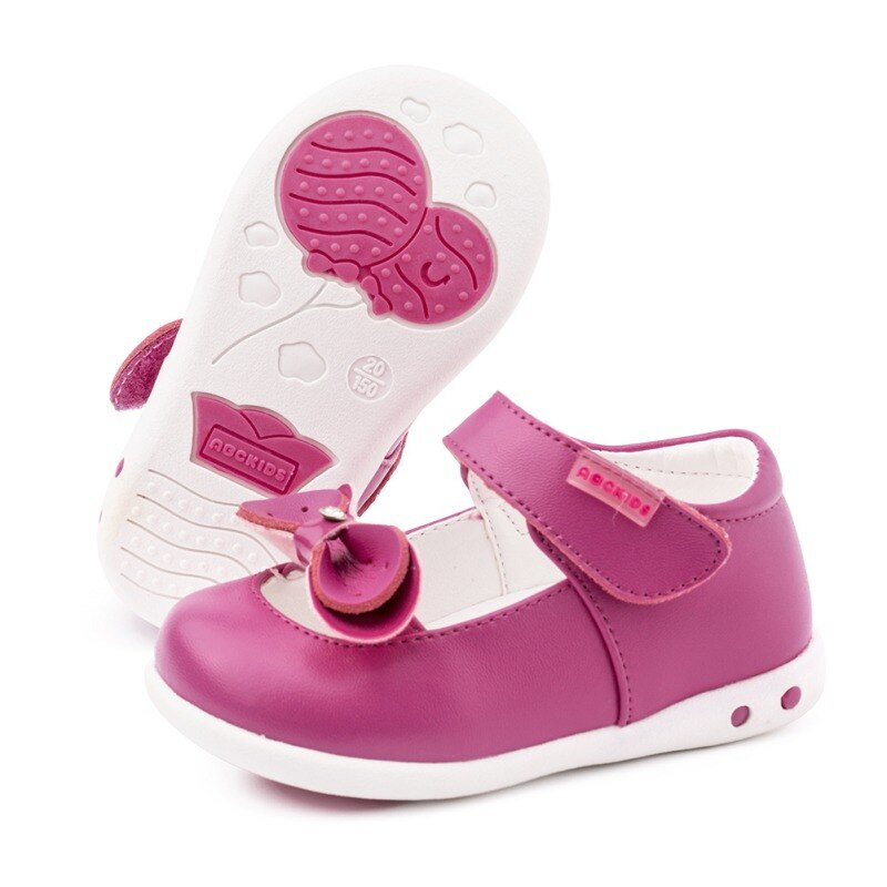 Abckid Brand PU Leather Baby Boy Girl Baby Moccasins Moccs Shoes Bow Fringe Soft Soled Non-slip Footwear Crib Shoes