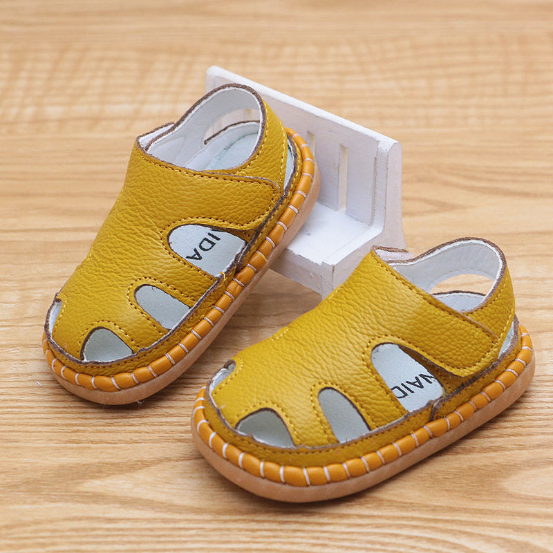 Hot Baby Shoes 2018 New Autumn/Spring Newborn Boys Girls Toddler Shoes Leather Baby Moccasins Sequin Casual Sneakers