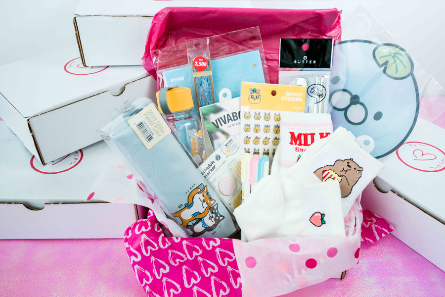 Korean Culture Gift Box (9 Months)