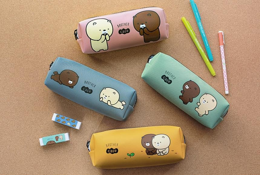 Brother Cute Pen/Pencil Case Sample 6 month