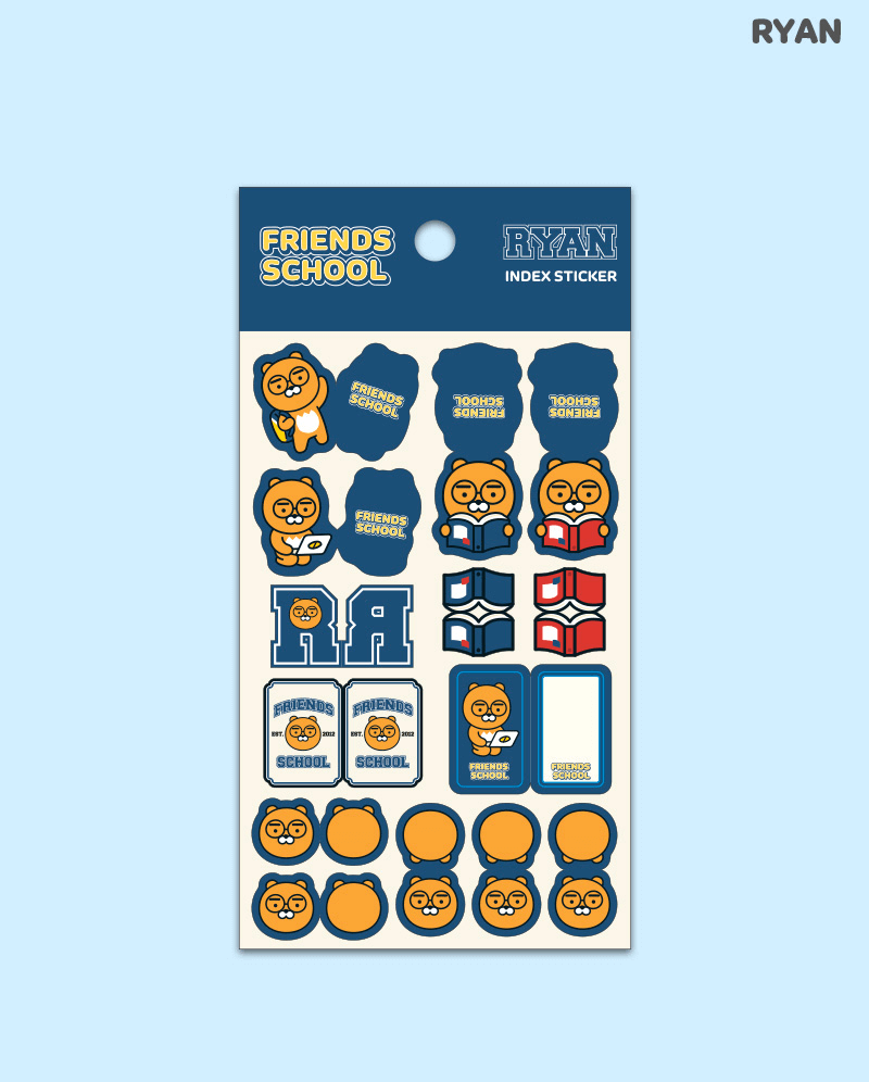 Kakao Line Friends School