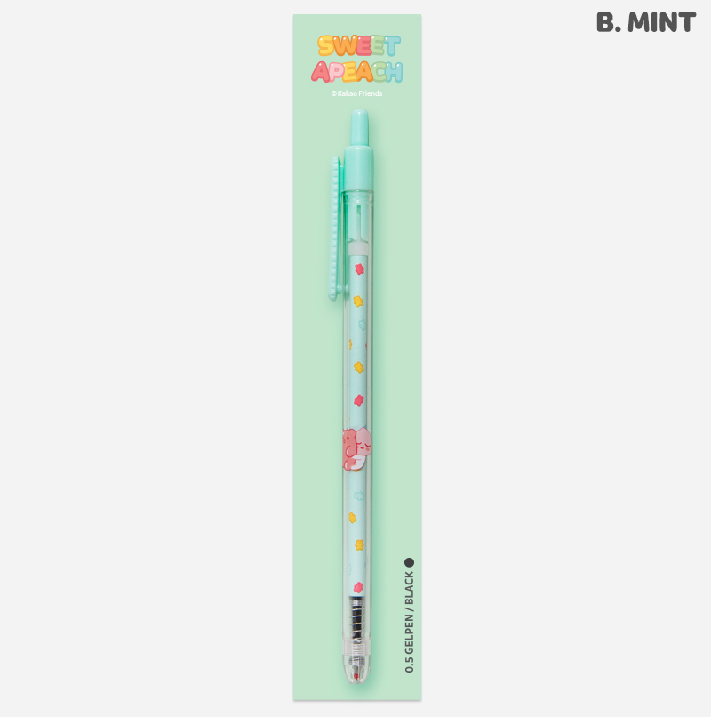 Kakao Friends Sweet Apeach Pen