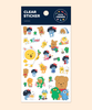 Kakao Little Friends Transparent