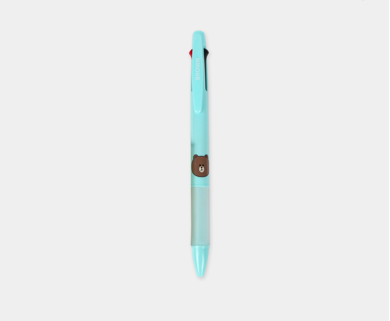 Line Friends Multi Color Pen