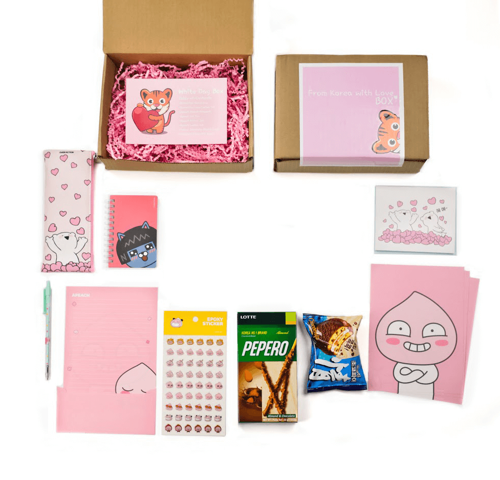 Korean Culture Gift Box (3 Months)