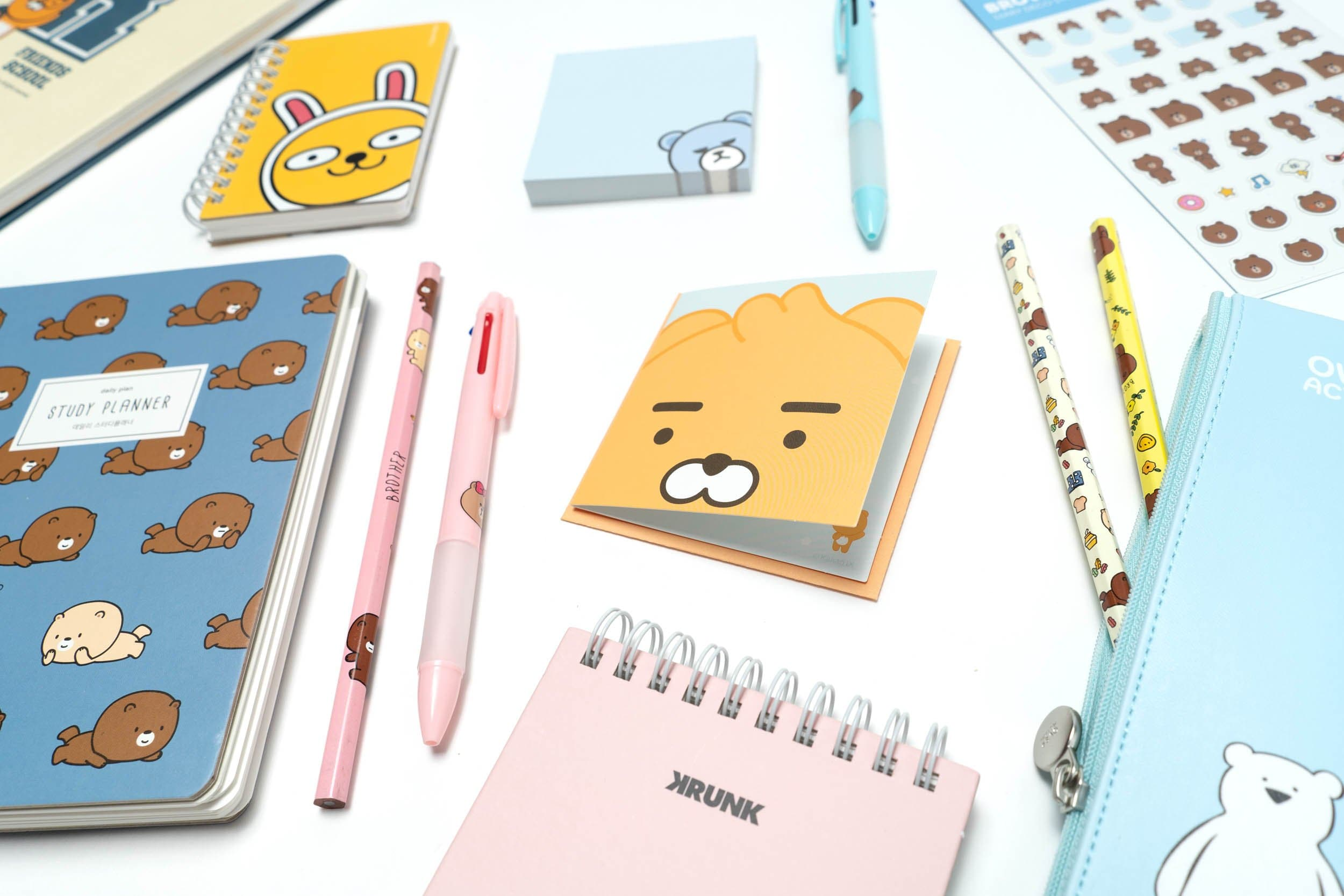 Copy of Brother Cute Pen/Pencil Case Sample