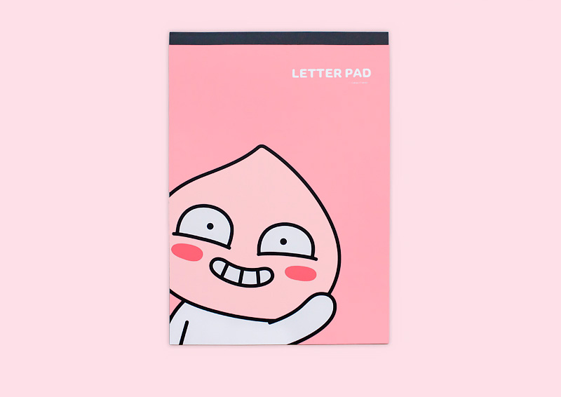 Kakao Friends Letter Pad