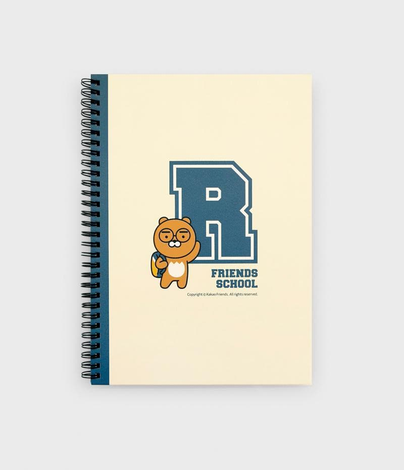 Kakao Friends High School Notebook