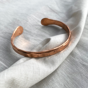 Adjustable Copper Bracelet