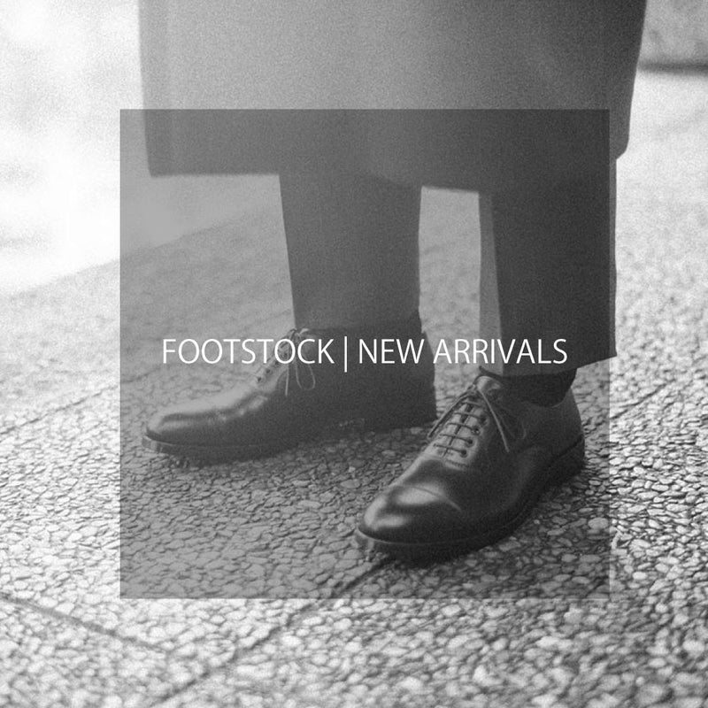 FOOTSTOCK | NEW ARRIVALS