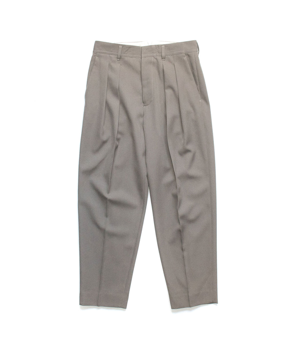 stein / EX WIDE TROUSERS