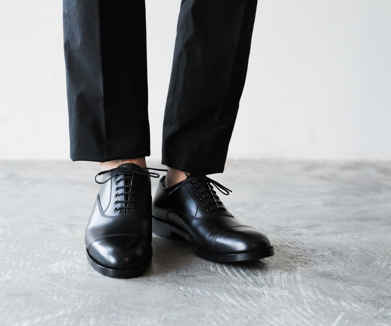 FOOTSTOCK ORIGINALS /   STRAIGHT TIP SHOES