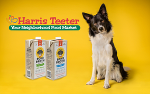 Harris Teeter Grocers Launches Brutus Broth