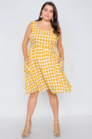 Picnic Bae Midi Dress