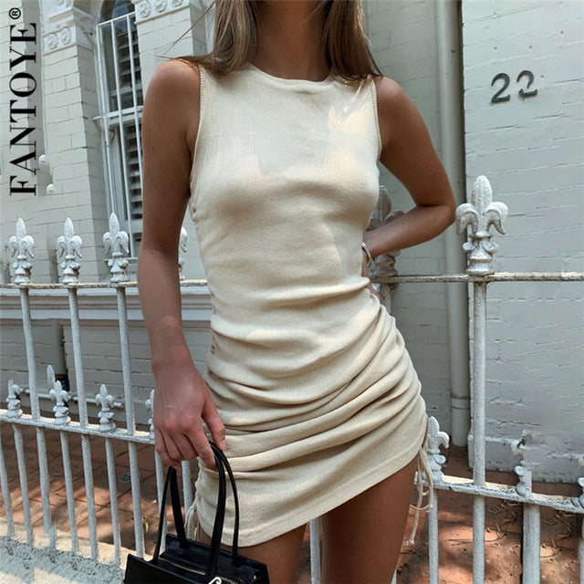 Gone Rogue Mini Dress