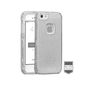 Funda para iPhone - Rapture Clear SL Glitter Clear