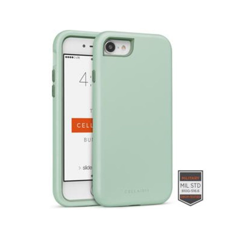 Funda para iPhone - Rapture Aqua/Aquamarine Metallic Finish