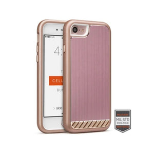 Funda para iPhone - Rapture Brushed Metal Rose Gold