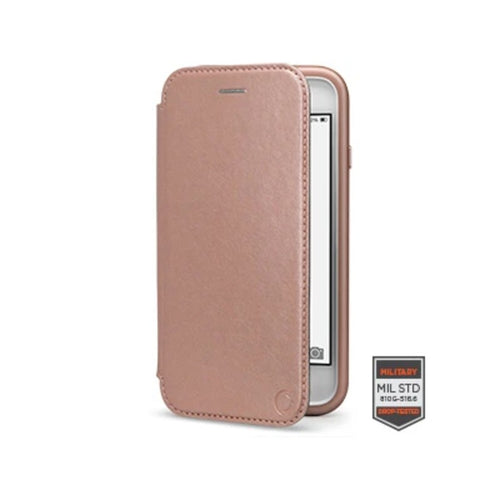 Funda para iPhone - Rapture Diary Rose Gold
