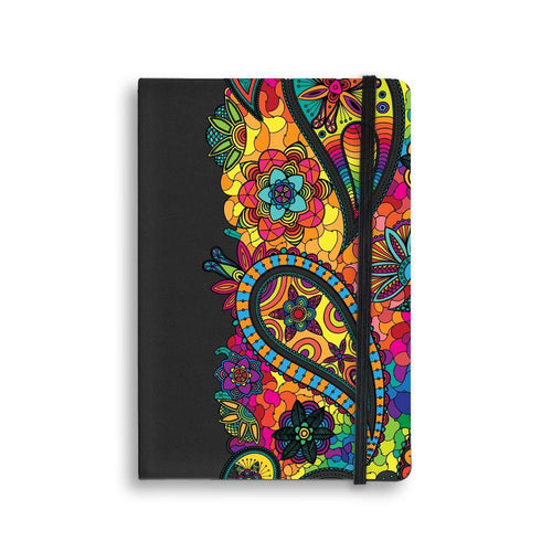 Libreta - Hippie Colors - Unique Cases