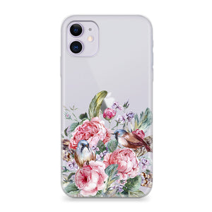 Funda Unique Cases para celular - Antique Bloom