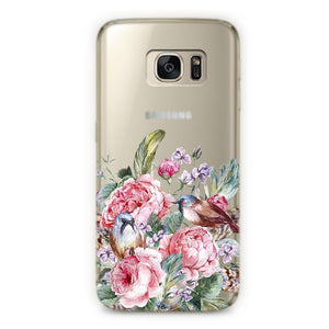 Funda para Samsung Galaxy S7 - Antique Bloom