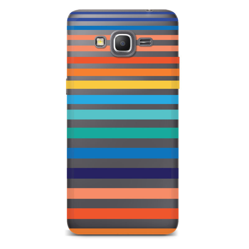 Funda para Samsung Galaxy J7 - Color Lines