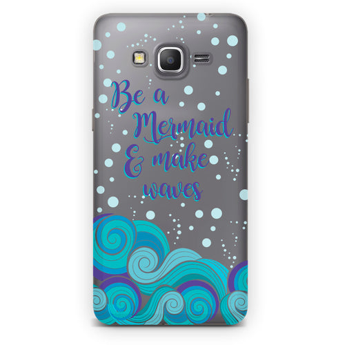 Funda para Samsung Galaxy J7 - Mermaid Waves