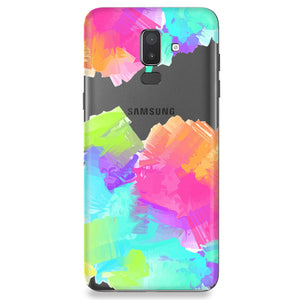 Funda para Samsung Galaxy Serie J - Brushes