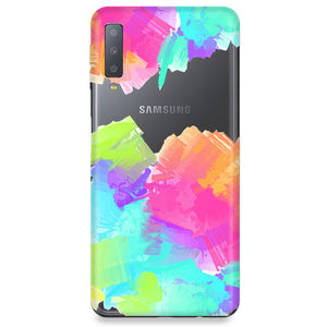 Funda para Samsung Galaxy Serie A - Brushes