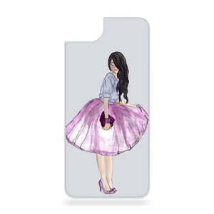 Funda Unique Cases para celular - Emma