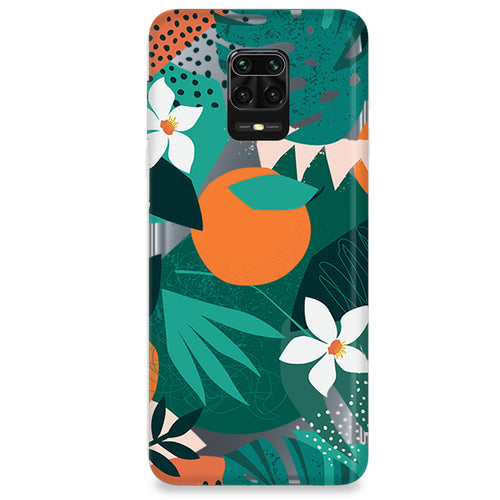 Funda para Xiaomi Redmi Note 9S - Citric Essence