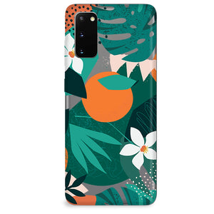 Funda para Samsung Galaxy Serie S - Citric Essence