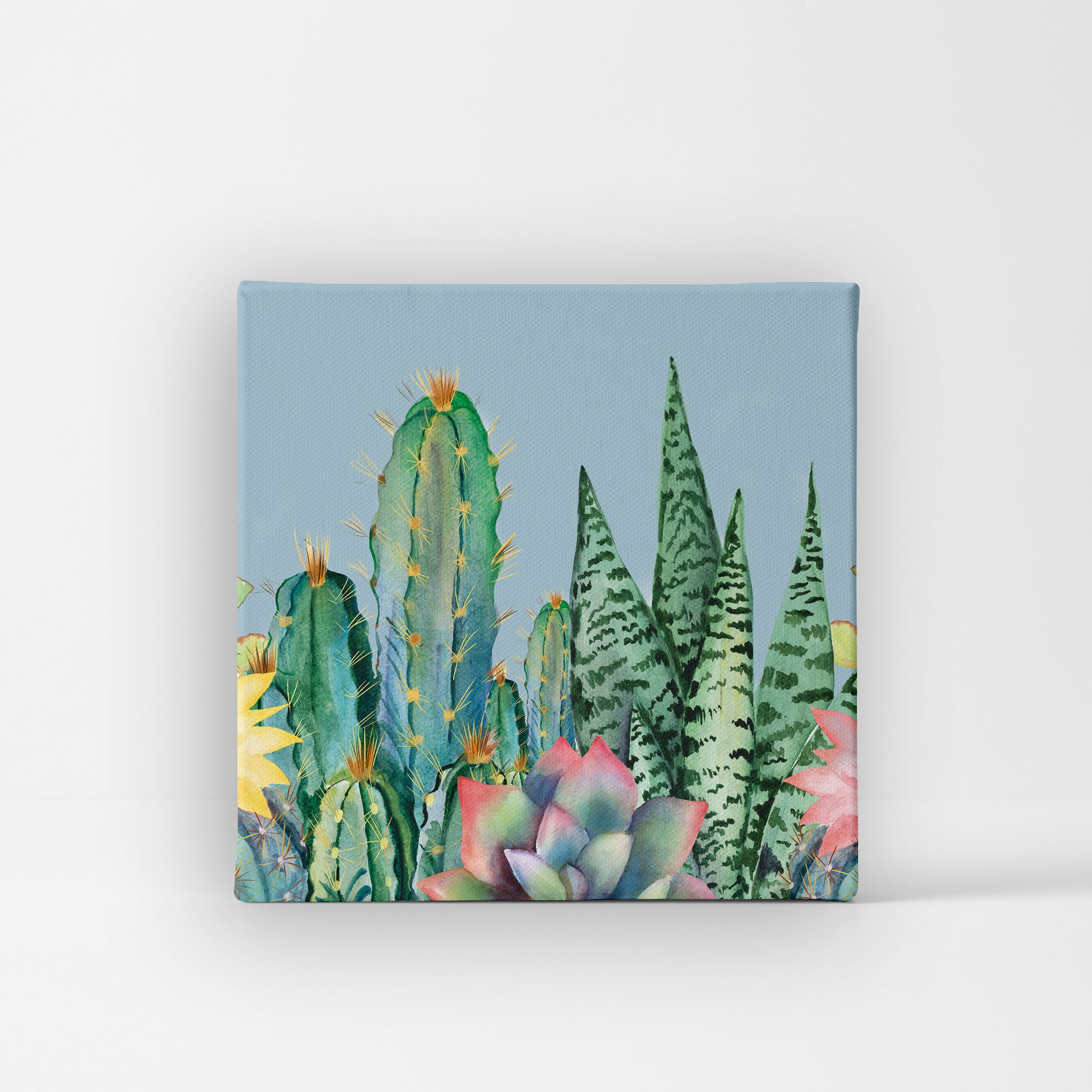 Unique Canvas - Cactus