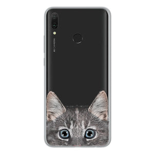 Funda para Huawei - Cat Eyes