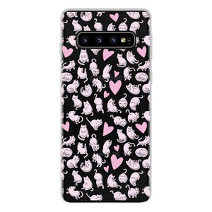 Funda para Samsung Galaxy Serie S - Cat's Lover