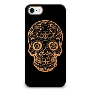Funda Unique Cases de Madera para Celular - Dark Skull - Unique Cases