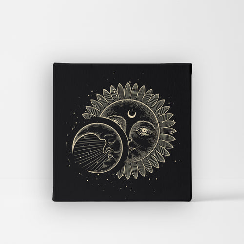 Unique Canvas - Eclipse