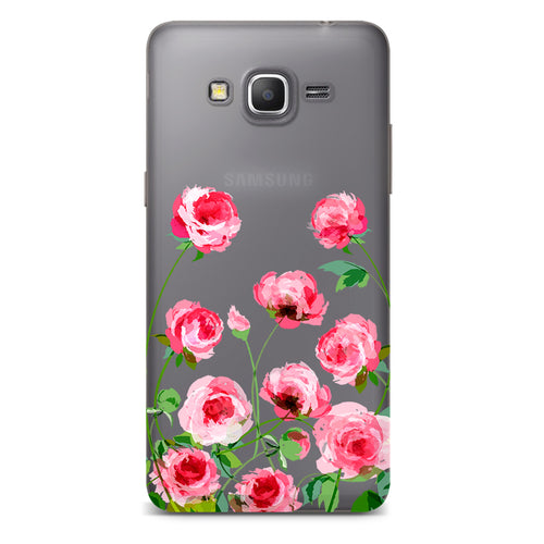 Funda para Samsung Galaxy Grand Prime - Rose Bush