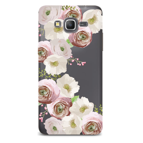 Funda para Samsung Galaxy Grand Prime - Blush Roses