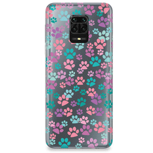 Funda para Xiaomi Redmi Note 9S - Footprints