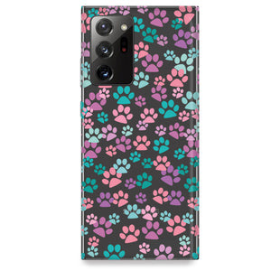 Funda para Samsung Galaxy Note - Footprints