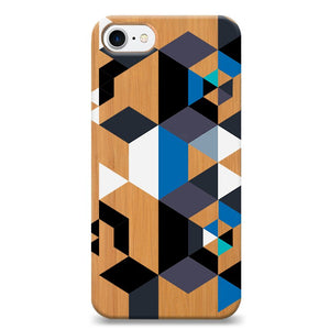 Funda Unique Cases de Madera para Celular - Disorder