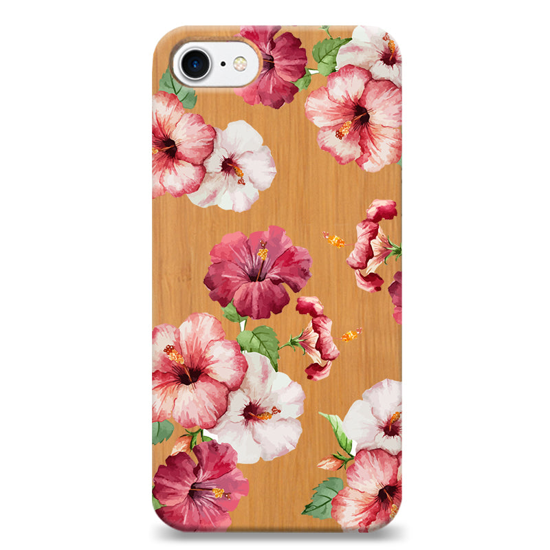 Funda Unique Cases de Madera para Celular - Honolulu