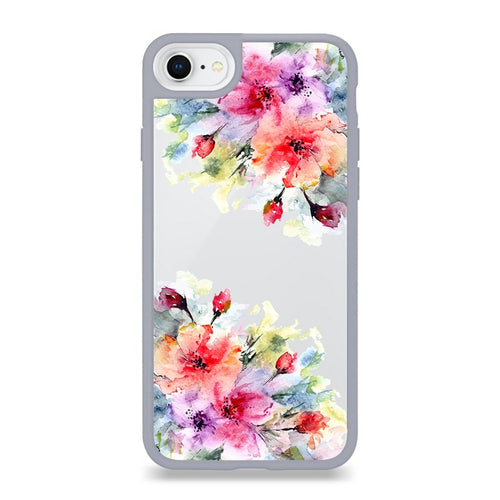 Funda Unique Cases para celular - White Flowers