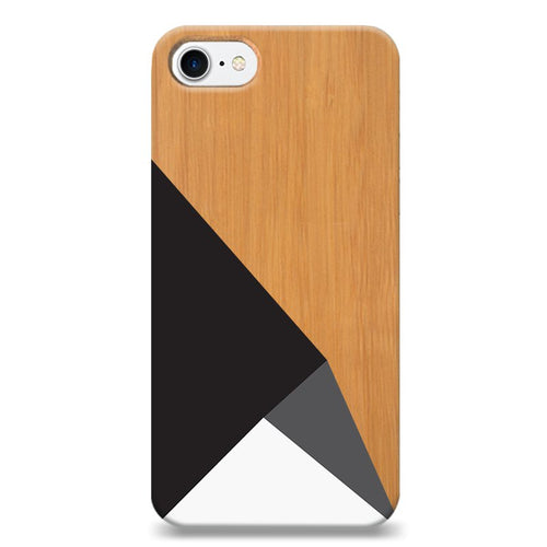 Funda Unique Cases de Madera para celular - Dark Alley