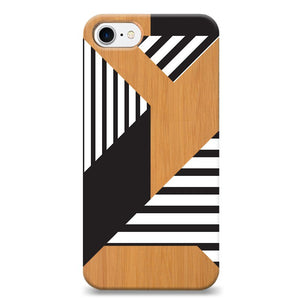 Funda Unique Cases de Madera para celular - Stairs